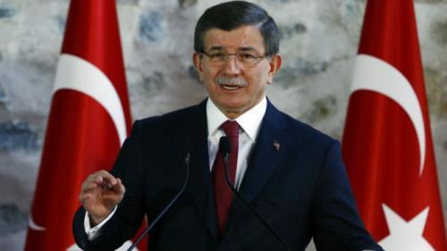 Davutoğlu Cenevre'de PYD değil, Suriyeli Kürtler olmalı