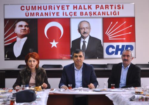 """Aktürk, """"Türkiye'nin milli birlik hükümetine ihtiyacı var."""""""