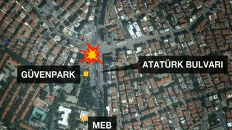 Ankara'da 5 ay içinde 3. patlama
