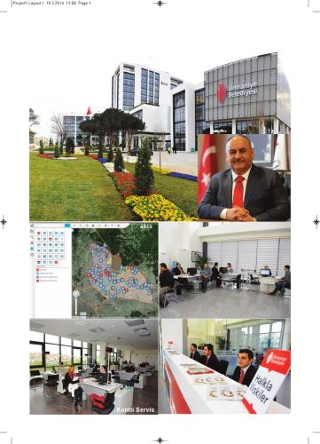 Akıllı Belediyecilik Hizmetleri İle Modern Kent Ümraniye