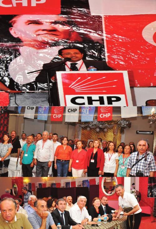 CHP Ümraniye İlçe Başkanı Zeynel Kızılkaya Oldu