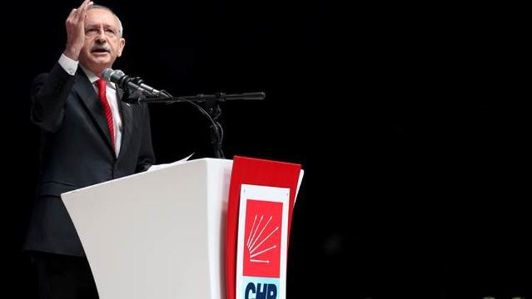 Kılıçdaroğlu,CHP'nin 12 maddelik seçim bildirgesini açıkladı