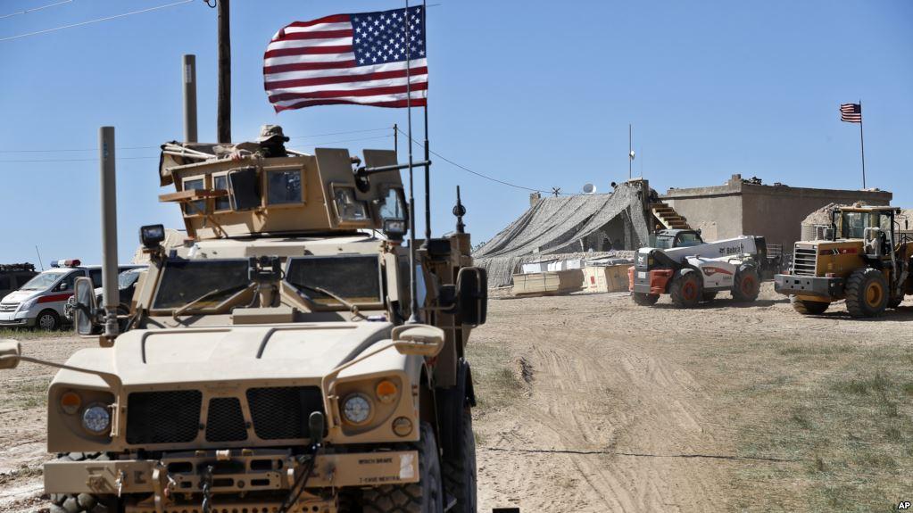 Türkiye ABD'nin Suriye'de Gözlem Noktaları Kurmasından Rahatsız